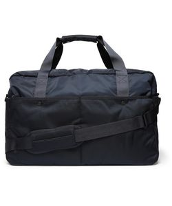 NN07 | Canvas-Trimmed Shell Holdall
