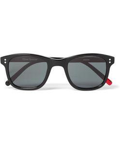 Oliver Spencer | Spencer D-Frame Acetate Sunglasses