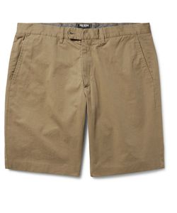 TODD SNYDER | Hudson Slim-Fit Cotton-Twill Chino Shorts
