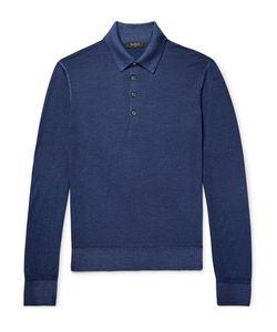 BERLUTI | Slim-Fit Wool Polo Shirt