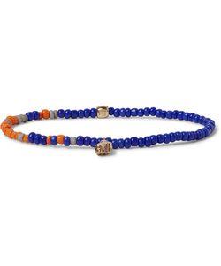 LUIS MORAIS | Glass Bead Bracelet