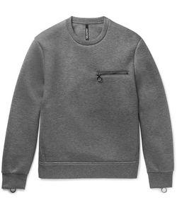 Neil Barrett | Bonded-Jersey Sweatshirt