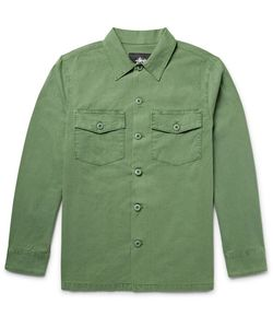 Stüssy | Cotton-Ripstop Field Jacket