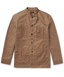 Freemans Sporting Club | Waxed-Cotton Chore Jacket