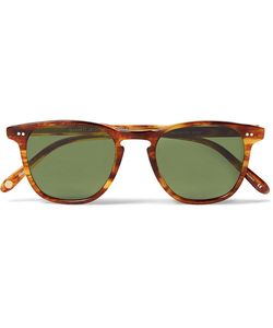 Garrett Leight California Optical | Brooks 47 D-Frame Tortoiseshell Acetate Polarised