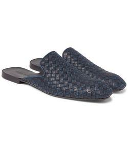 Bottega Veneta | Intrecciato Leather Backless Slippers