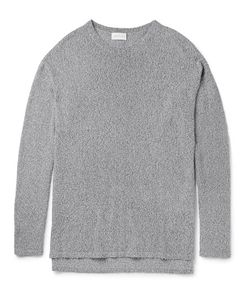 John Elliott | Pigtail Mercer Mélange Cotton-Blend Sweater