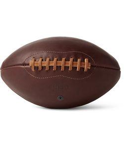 SHINOLA | Leather American Football