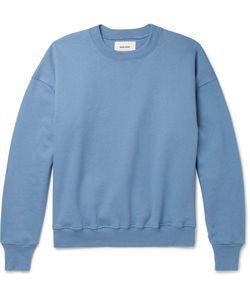 Noon Goons | Icon Fleece-Back Brushed-Cotton Jersey Sweatshirt