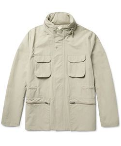 Folk | Washed-Shell Field Jacket