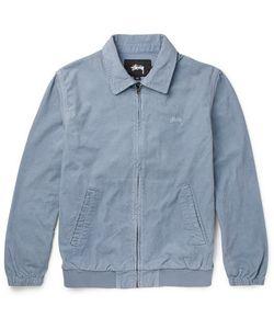 Stüssy | Cotton-Corduroy Jacket