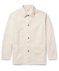 Orslow | Slub Cotton Chore Jacket