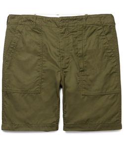 Engineered Garments | Cotton-Twill Shorts