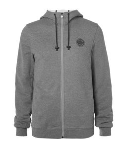 Iffley Road | Fife Loopback Jersey Zip-Up Hoodie
