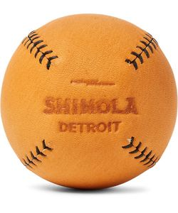 SHINOLA | Leather Baseball
