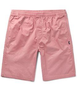 Stüssy | Cotton-Twill Shorts