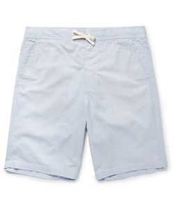 Oliver Spencer Loungewear | Striped Cotton Pyjama Shorts