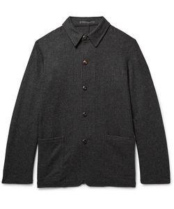 Private White V.C. | Private V.C. Mélange Wool Jacket