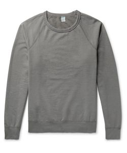 SAVE KHAKI UNITED | Fleece-Back Supima Cotton-Jersey Sweatshirt