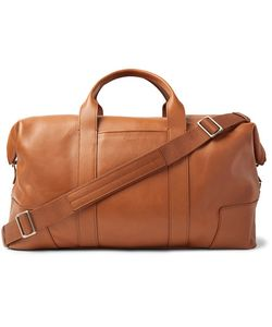SHINOLA | Full-Grain Leather Holdall