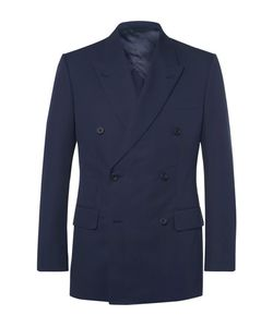 Kingsman | Harry Double-Breasted Cotton-Twill Suit Jacket