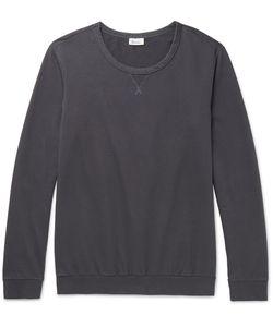 Schiesser | Anton Loopback Cotton-Jersey Sweatshirt