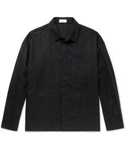 Fanmail | Woven Linen Overshirt