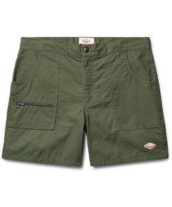 Battenwear | Local Slim-Fit Cotton-Ripstop Shorts