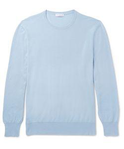 RICHARD JAMES | Slim-Fit Virgin Wool Sweater
