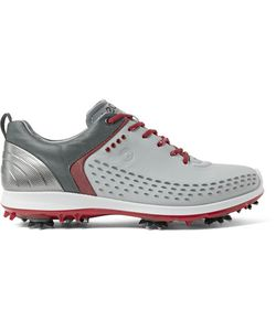 Ecco Golf | Ecco Biom G2 Rubber-Trimmed Leather Golf Shoes