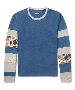 Kapital | Patchwork Cotton T-Shirt