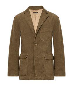 Engineered Garments | Light Slim-Fit Cotton-Corduroy Blazer