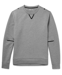Under Armour Sportswear | Slim-Fit Water-Resistant Stretch-Jersey Sweatshirt