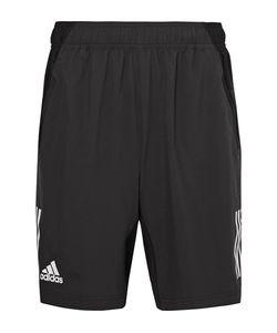 Adidas Sport   Club Mesh-Panelled Climacool Tennis Shorts