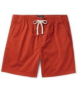 J.Crew | Dock Stretch-Cotton Shorts