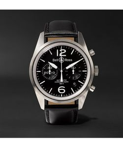 Bell & Ross | Br 126 Automatic Chronograph 41mm Steel And