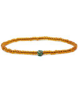 LUIS MORAIS | Glass Bead Enamelled Bracelet