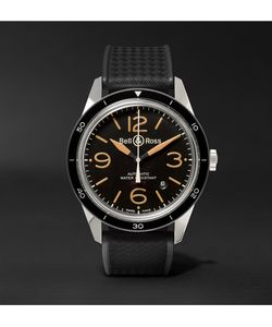 Bell & Ross | Br 123 Sport Heritage Automatic Steel And