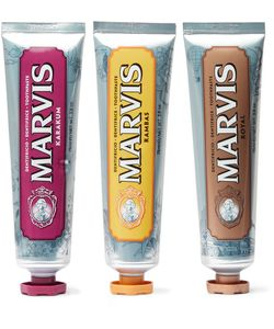 Marvis | Wonders Of The World Collection Toothpaste Gift Set 3