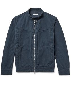 NONNATIVE   Rider Cotton-Corduroy Jacket