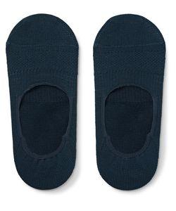NONNATIVE | Dweller Cotton-Blend No-Show Socks
