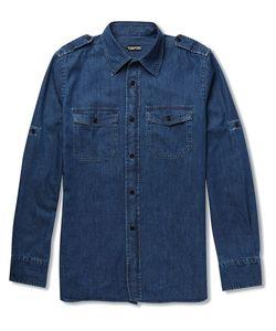 Tom Ford | Slim-Fit Denim Shirt