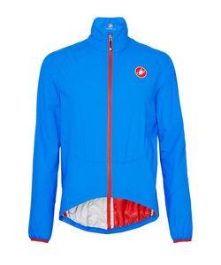 Castelli | Riparo Water-Resistant Nylon-Ripstop Cycling Jacket