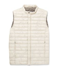 Herno Laminar | Quilted Gore-Tex Windstopper Gilet