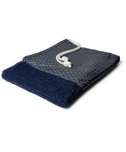 RUBINACCI | Monkey-Print Shell And Cotton-Terry Beach Towel And Bag