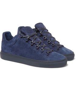 Balenciaga | Arena Suede Sneakers