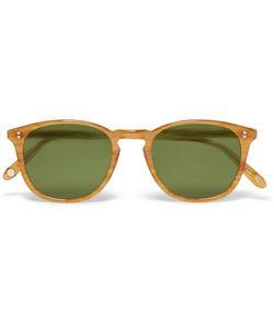 Garrett Leight California Optical | Kinney D-Frame Acetate Sunglasses