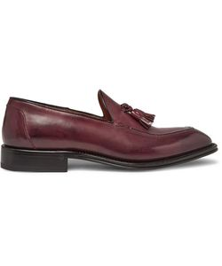 O'Keeffe | Excalibur Leather Tasselled Loafers
