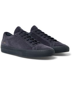 Common Projects | Original Achilles Suede Sneakers