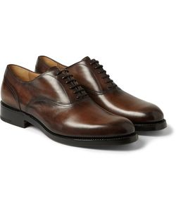 BERLUTI | Verona Leather Oxford Shoes